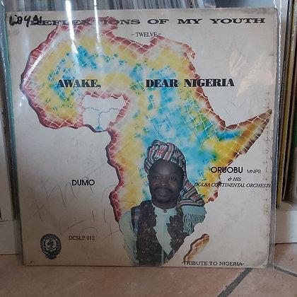 Oruobu & His Dolba Continental Orchestra - Awake Dear Nigeria [Dolba]