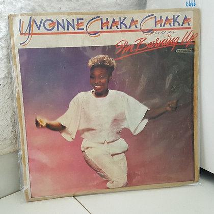 Yvonne Chaka Chaka – I'm Burning Up [Mercury]