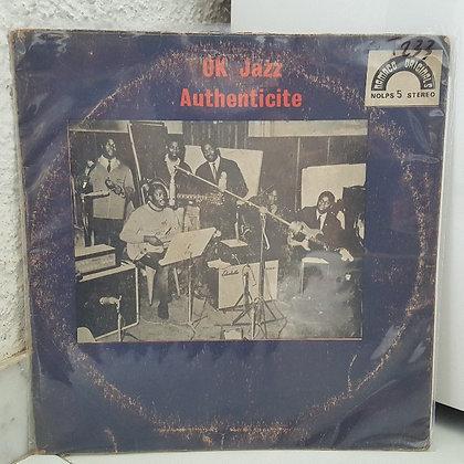 OK Jazz Authenticite [Namaco Originals]
