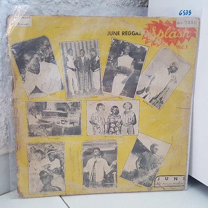 June Reggae Splash - Vol 1 [JUNE]