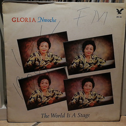 Gloria Nwoche - The World Is a Stage [Diamond Records] 1992