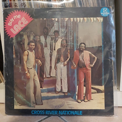 The Cross River Nationale – Buy Me Lace [Anodisc]