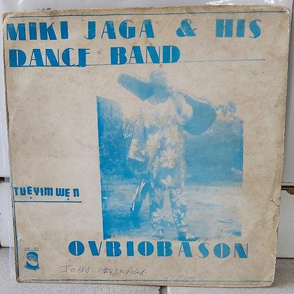 Miki Jaga & His Dance Band – Tueyimwen Ovbiobason