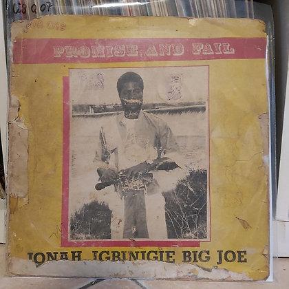 Jonah Igbinigie Big Joe Akaba Junior – Promise And Fail [Sonnidisk]