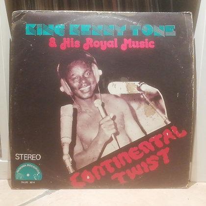 King Kennytone & His Royal Music - Continental Twist [Nokwa Records]
