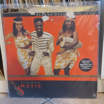 Mike Okri – Rhumba Dance [Benson & Hedges Music – B&HM 0011]