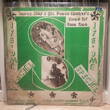 Sunny Star & His Peace Maker's Band Of Emu Ono [Supremedisk]