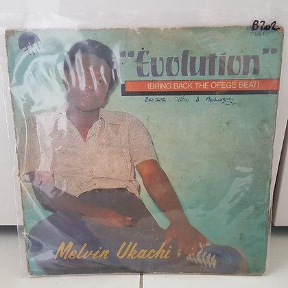 Melvin Ukachi – Evolution (Bring Back The Ofege Beat) [EMI]