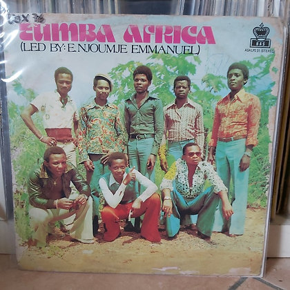 Tumba Africa [RAS – ASALPS 31]