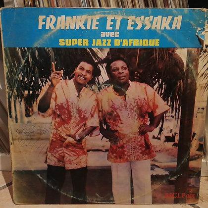 Frankie Et Essaka Avec Super Jazz D´afrique – Emilienne [Emo Sounds]