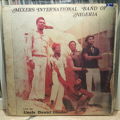 Mixers International Band Of Nigeria [Sounds Bravo]