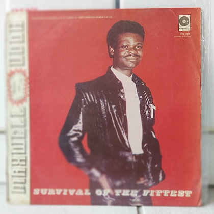Maxwell Udoh (Dove's Golden Voice) – Survival Of The Fittest