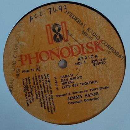 Jimmy Sani – Let's Get Together [Phonodisc]