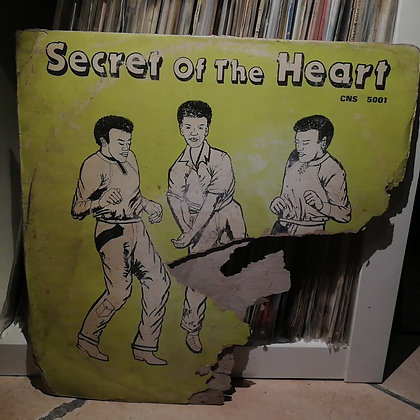 Jay Novelle – Secret Of The Heart [CYNBO RECORDS – CNS 5001]