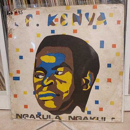 F. Kenya – Ngakula Ngakula [Essiebons – EBLS 6163]