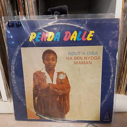 Penda Dalle – Ndut'A Diba [ Africa Oumba – AOLP 004]