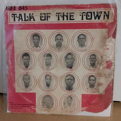 Itu Egunemu of Agbor - Talk of The Town [Fontana]