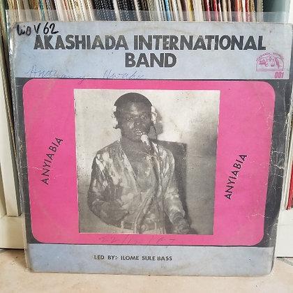 Akashiada International Band - Anyiabia [Akashiada]