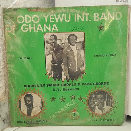 Odo Yewu Int. Band Of Ghana – Endurance [SL Records]