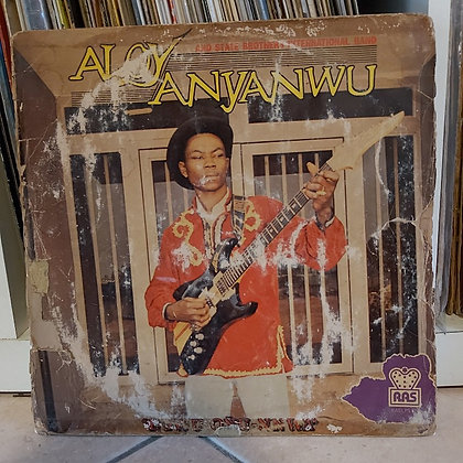 Aloy Anyanwu And States Brothers International Band ‎– Egwu Onu-Nnwa [Ras]