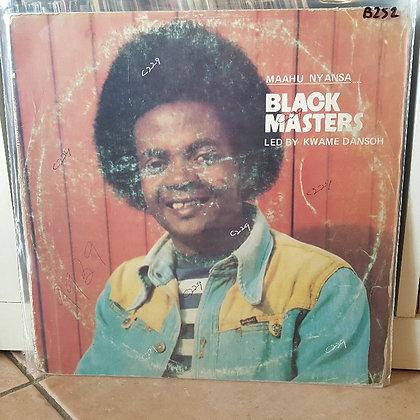 Black Masters – Maahu Ny Ansa [Scodisk Sound – SDX 13]