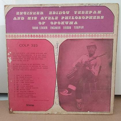 Engineer Ebidou Tebepah And His Ayele Philosophers Of Opokuma