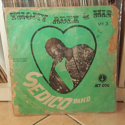 Thony Adex & His Sedico Band – Vol. 3