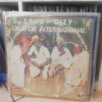 Sir Lawr - City Okafor International & His Oshokolo Melody Band – Vol. 1