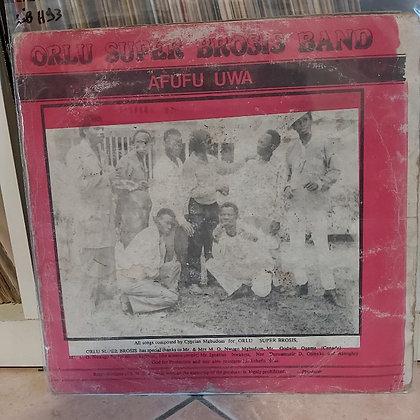 Orlu Super Brosis Band - Afufu Uwa [SNE Records]