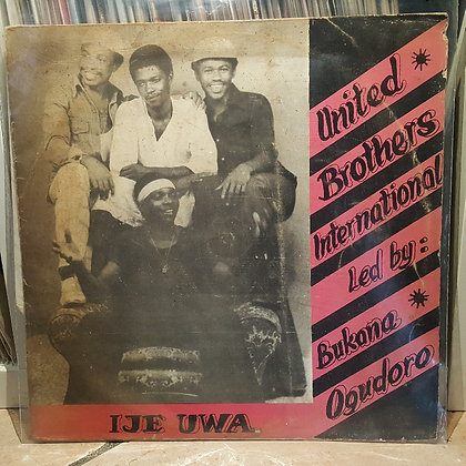 United Brothers International Band ‎– Ije Uwa [Victory Sound]