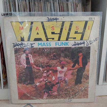 Masisi Mass Funk – I Want You Girl [Scodisk]