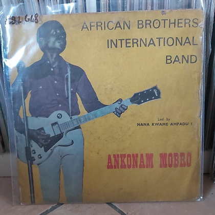 African Brothers International Band – Ankonam Mobro [Aduana]