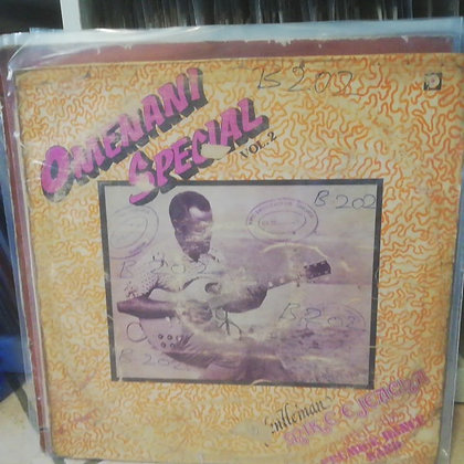 Gentleman Mike Ejeagha And His Premier Dance Band – Omenani Special Vol. 2