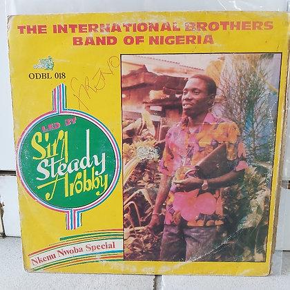 International Brothers Dance Band Of Nigeria – Nkenu Nwoba Special