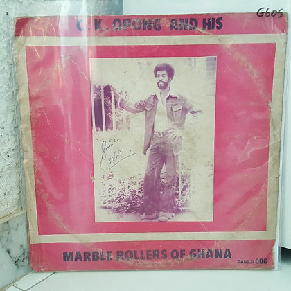 C.K. Oppong And His Marble Roller's Band Of Ghana [Pam Pam]