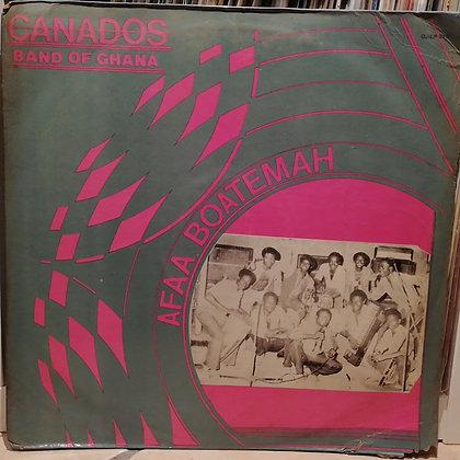 Canados Band Of Ghana – Afaa Boatemah [Ojikutu]