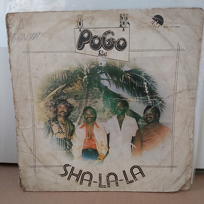 Pogo Limited ‎– Sha-La-La - I Love You [EMI]