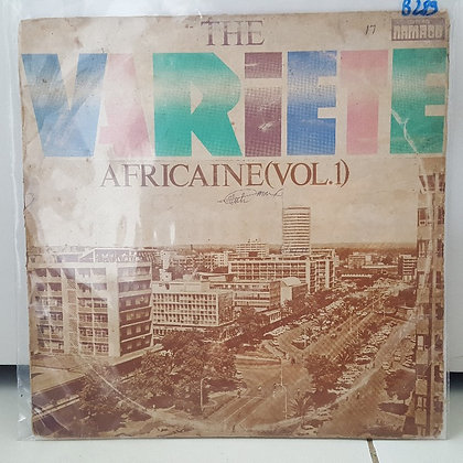 Various ‎– The Variete Africaine Vol.1 [Namaco]