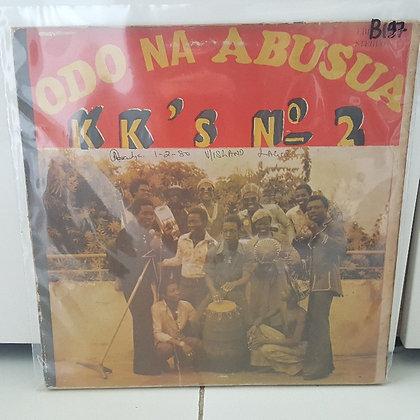 K K's №. 2 – Odo Na Abusua [Essiebons – EBLS 6152]