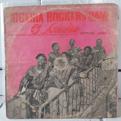 Nigeria Rockers Band Of Ashaka [Yiobs]