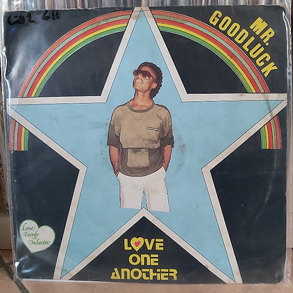 Mr. Goodluck – Love One Another [Black Sugar Records]