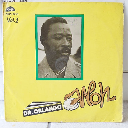 Dr. Orlando Owoh & The Afrikan Kenneries Beat International – Vol. 1