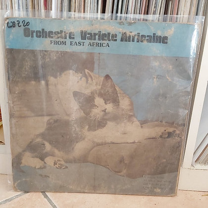 Orchestre Variete Africaine [Dick's Records]