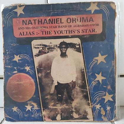 NathanieOruma & His Omracha Star Band Of Agbarha-Otor [Urhobo Disco]]