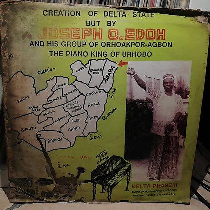 Joseph O.Edoh - Creation Of Delta State [Everyday Of Happyness]