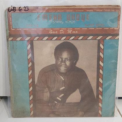 Emeka Okoye (Jimmy Wiper) And His Super Band – Nwa Di Nma