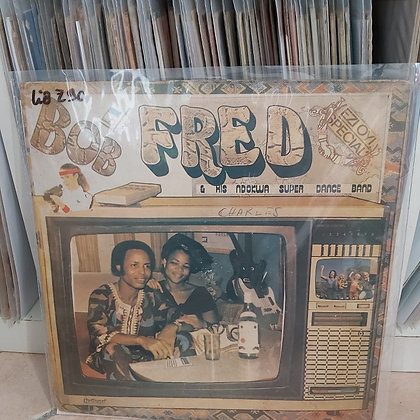 Bob Fred & His Ndokwa Super Dance Band – Ezi Oyi Special [Muzivision Records]