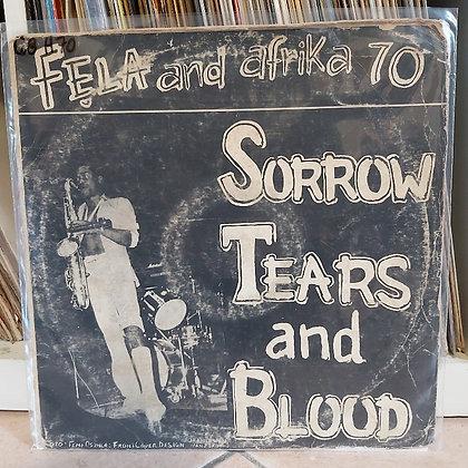 Fela And Afrika 70 – Sorrow Tears And Blood [Kalakuta]