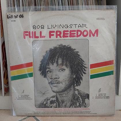 Bob Livingstar – Full Freedom [Mercury]