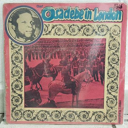 Chief Stephen Osita Osadebe - Osadebe in London [Polydor – POLP 003]